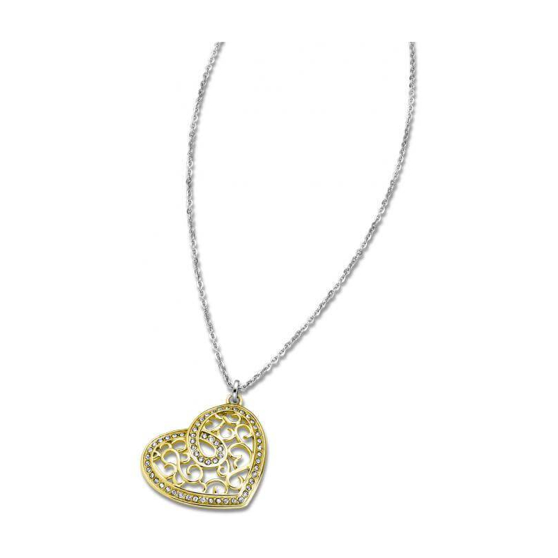 Lotus Style - LS1668-1/2 - Collier Femme - Or