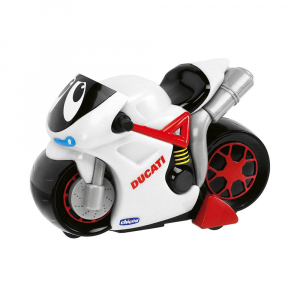 Ducati Turbo Touch Chicco blanc