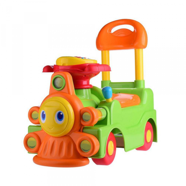 Chicco - Porteur Locomotive Electronique