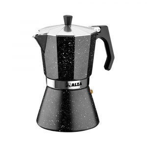 Cafetière italienne pour induction Alza 12 tasses GUSTO
