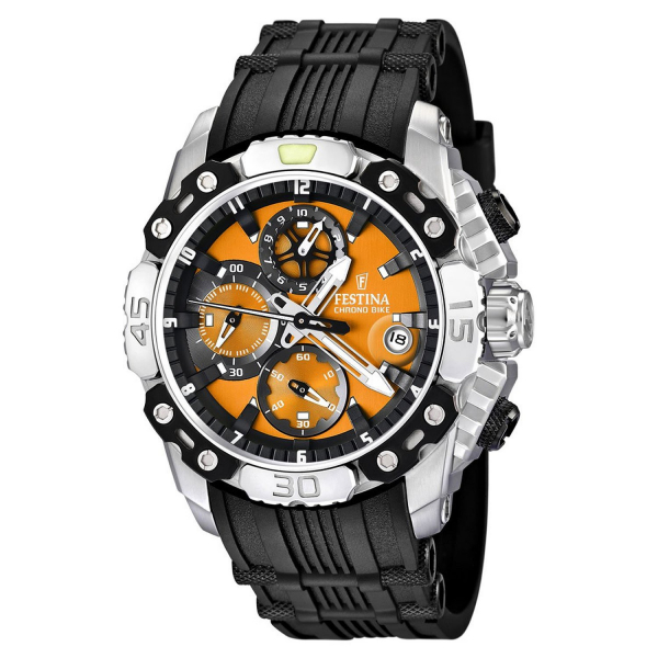 Festina - F16543/7 - Montre Homme - Tour de France - Orange