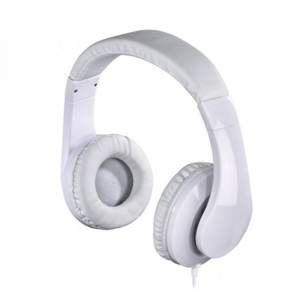 Casque Stereo Hama Fun+ Phone Blanc H-177011