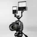 """Support Flash Hama """"Flash Ray V"""" pour Camera-/Video H-6810"""