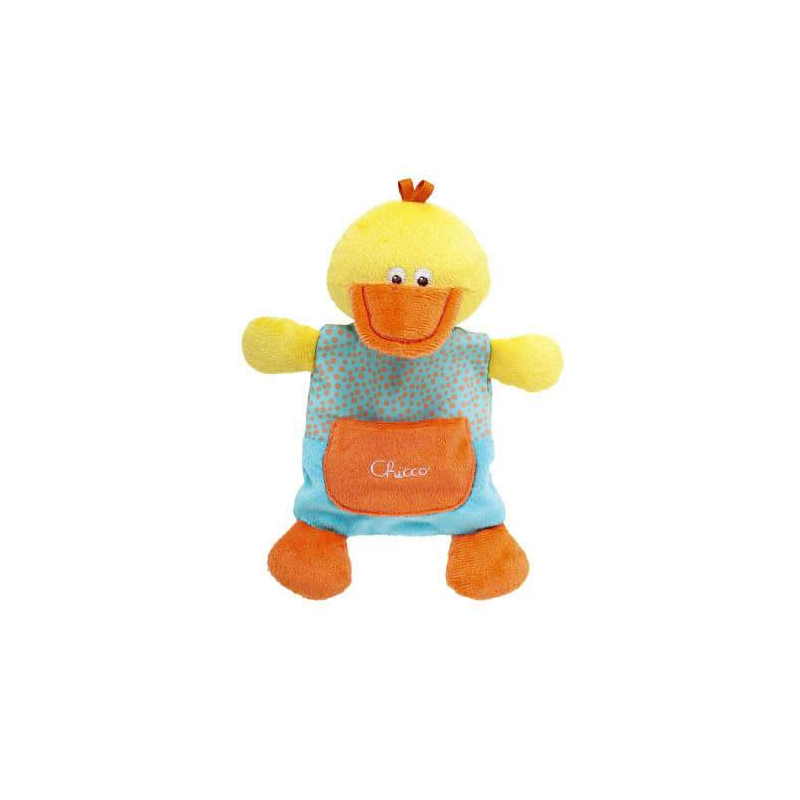 Chicco - Jouets - Doudou Canard
