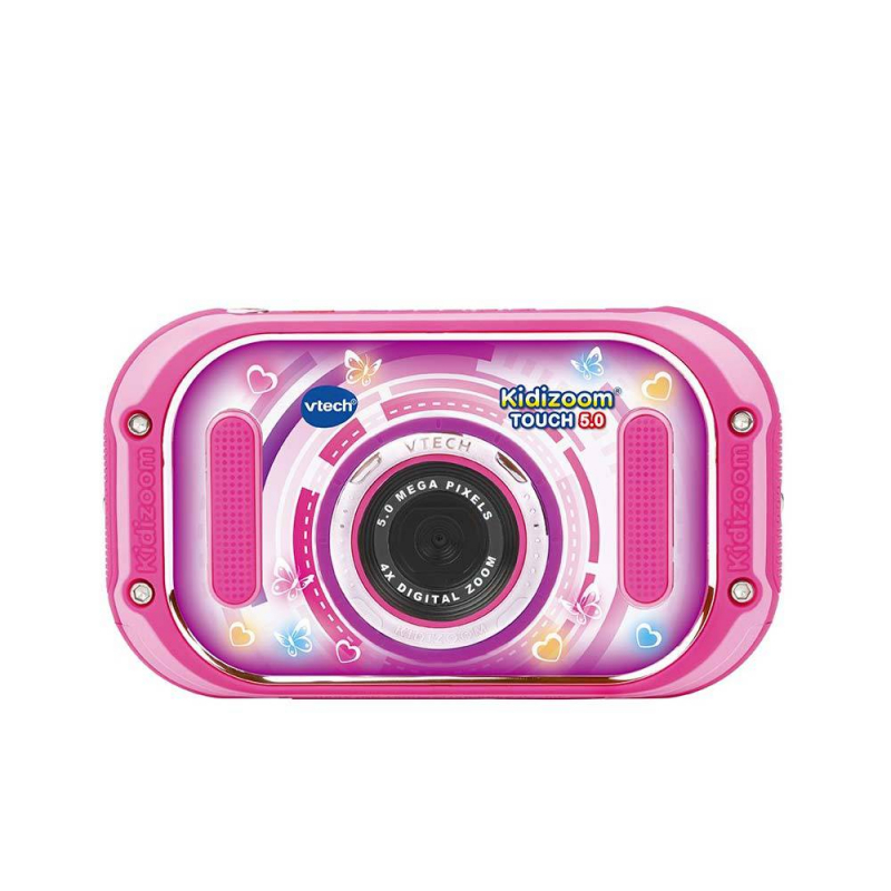 Jouet Vtech Kidizoom Touch 5.0 Rose 80-163555