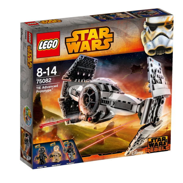 LEGO - 75082 - TIE Advanced Prototype™