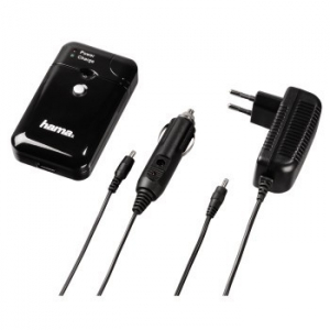 """Hama - 81360 - Chargeur universel """"Delta Multi"""" pour batteries Li-Ion & accus NiMH AA/AAA"""