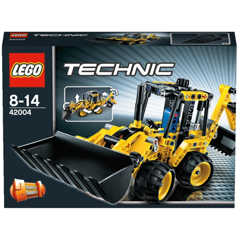 LEGO - 42004 - Le Tractopelle