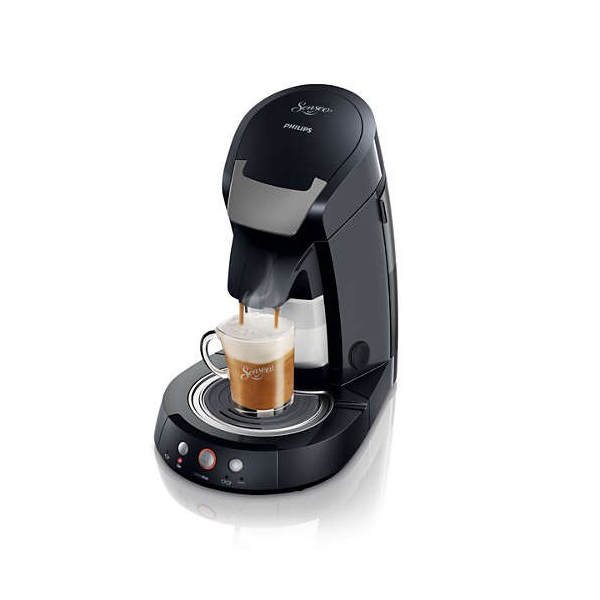 Philips - HD7853/61 - Senseo capuccino black