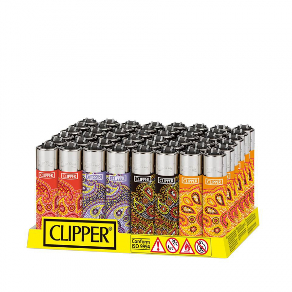 Clipper - CL3A030DZH - Briquets CP11 Hippie